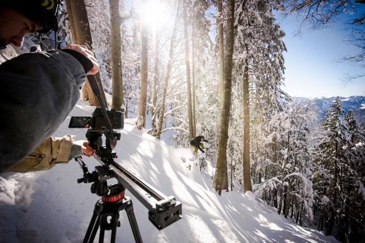 drop-filming