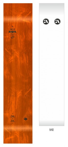 Blank Plank Ski
