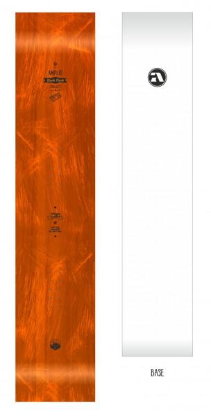 Blank Plank Snowboard