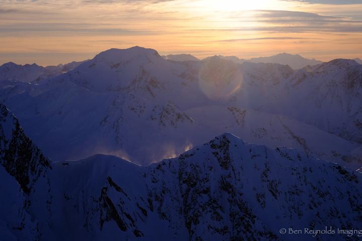 Ben_R_Kickstep_mountainscape_sunrise