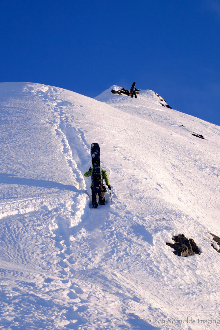 Ben_R_Kickstep_hike_steep