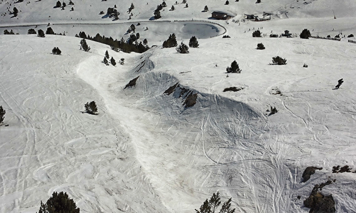 The-natural-halfpipe