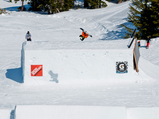 Photo by T-Bird @ Snowboarder Magazine