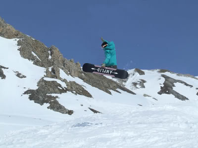 Mati, method in Tignes