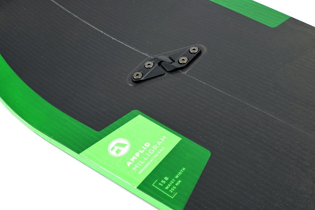 Amplid Titanal Split Hooks Set incl. screws